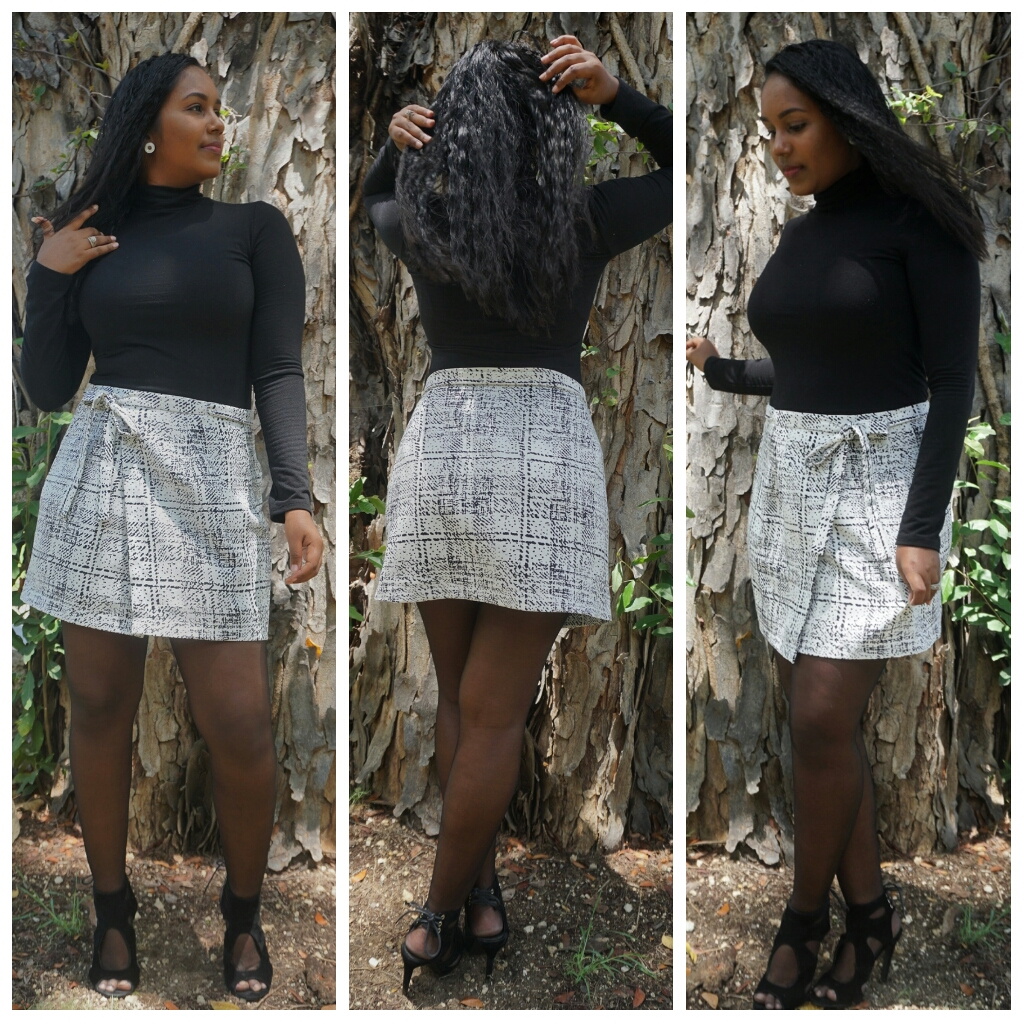 Mimi G Style Wrap Skirt Review